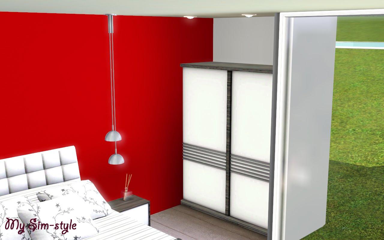 My sim style la habitaci n principal - Habitacion principal ...