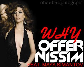 offer nissim hook up letra Offer nissim is an israeli dj, remixer, and record producer nissim produced  several official  maya - hook up offer nissim ft maya - illusion offer nissim ft.