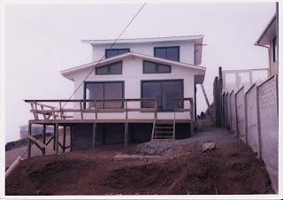 Casas madecas collipulli conozca nuestro trabajo for Revestimiento exterior zinc