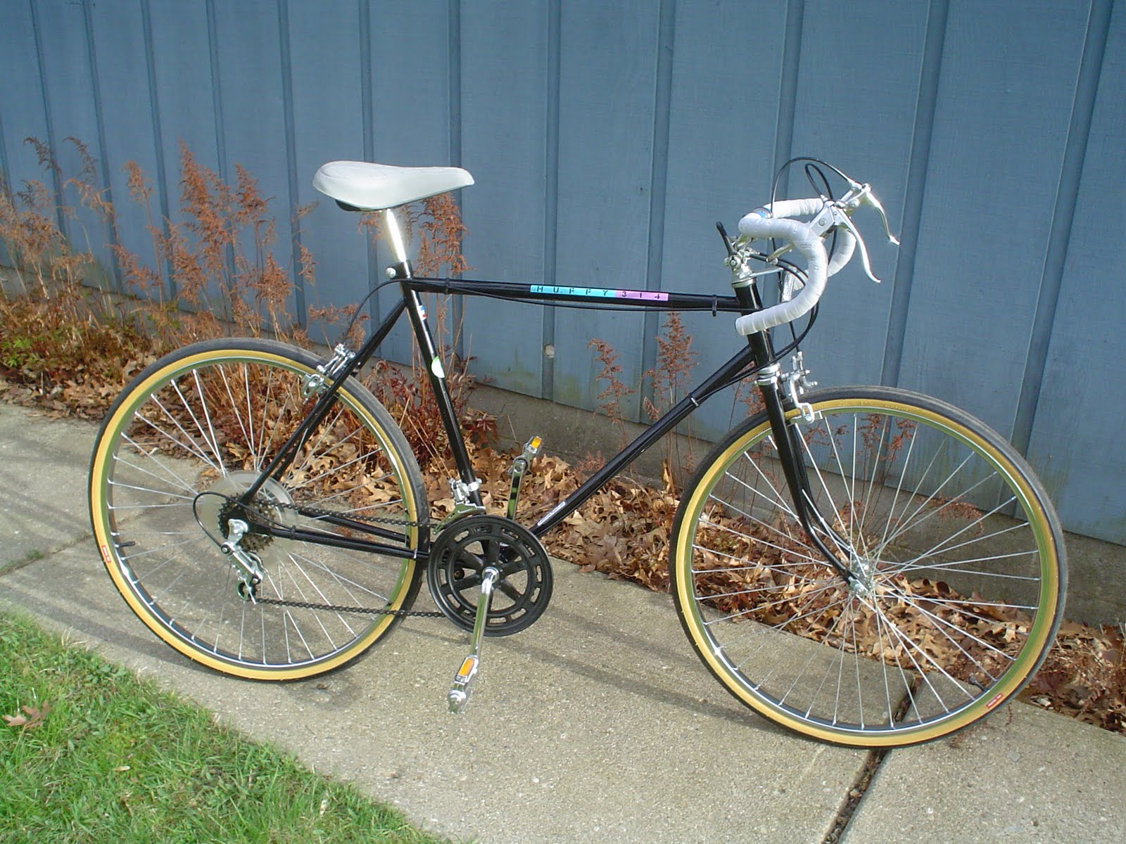 10 Speed Bmx : Hugh`s bicycle huffy speed finished