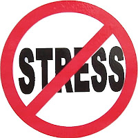 Stress is  basically and simply a fact of nature, forces from the outside ...
