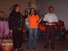 Presentacion de La Historia Local de la Comunidad de Caneyes