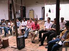 TALLER ENCUENTRO DE MEDIOS COMUNITARIOS, LIBRES Y ALTERNATIVOS EN EL COBRE