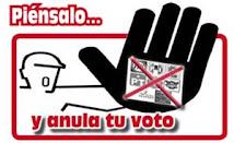 Movimiento por la anulación del voto