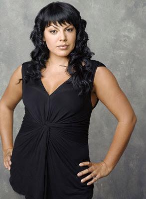 Sara Ramirez from Grey's Anatomy