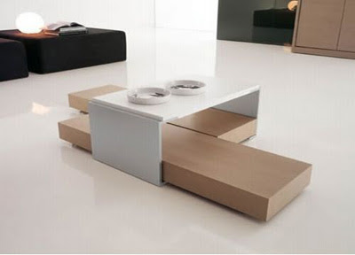 Modern Furniture: Bellato Table