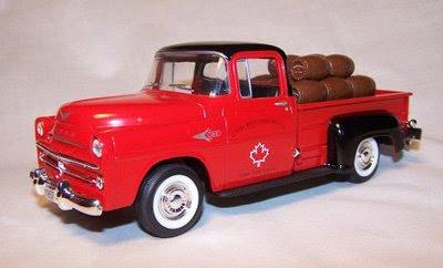 a 1957 Dodge Pickup Truck