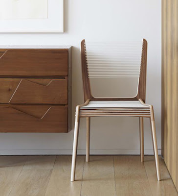 Wood Furniture The Cord Chair