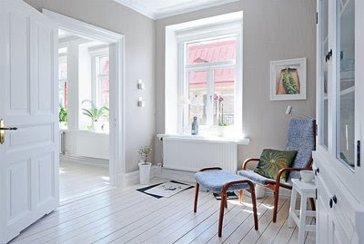 North Street Flat Swedish House Design