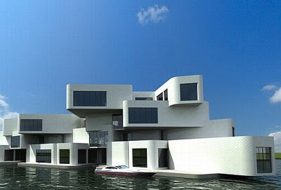 Floating Design Apartments in Europe