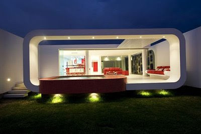 Palabritas Beach House Design