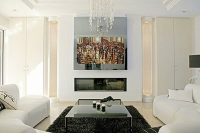 Interior Design Mirrors on Modern Design  Ecran Lcd Miroir Or Lcd Mirror Design