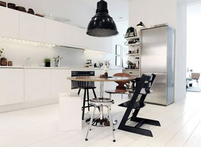 Another Delightful Swedish Apartment Design That Stuns With Its Chromatics