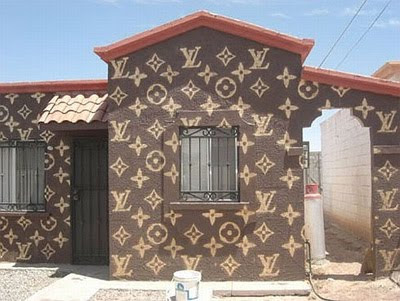 Fashion Louis Vuitton House Design
