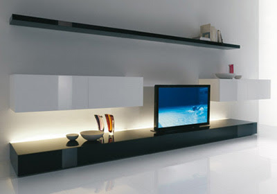 Expanding TV Screen