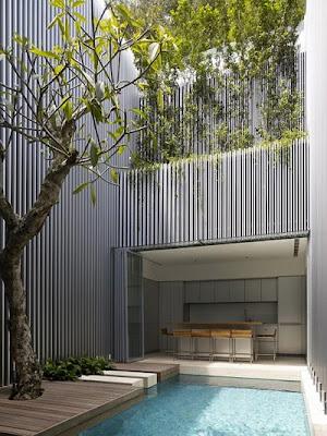 Interior Decoration Design At 55 Blair Road