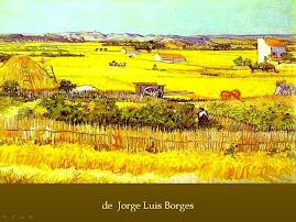 Van Gogh de la mano  de Jorge Luis Borges