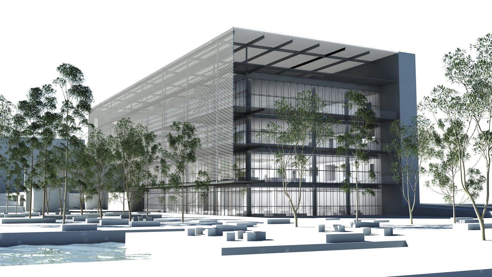 Alerta arquitectura biblioteca en manzanares marcelo for Infografia arquitectura