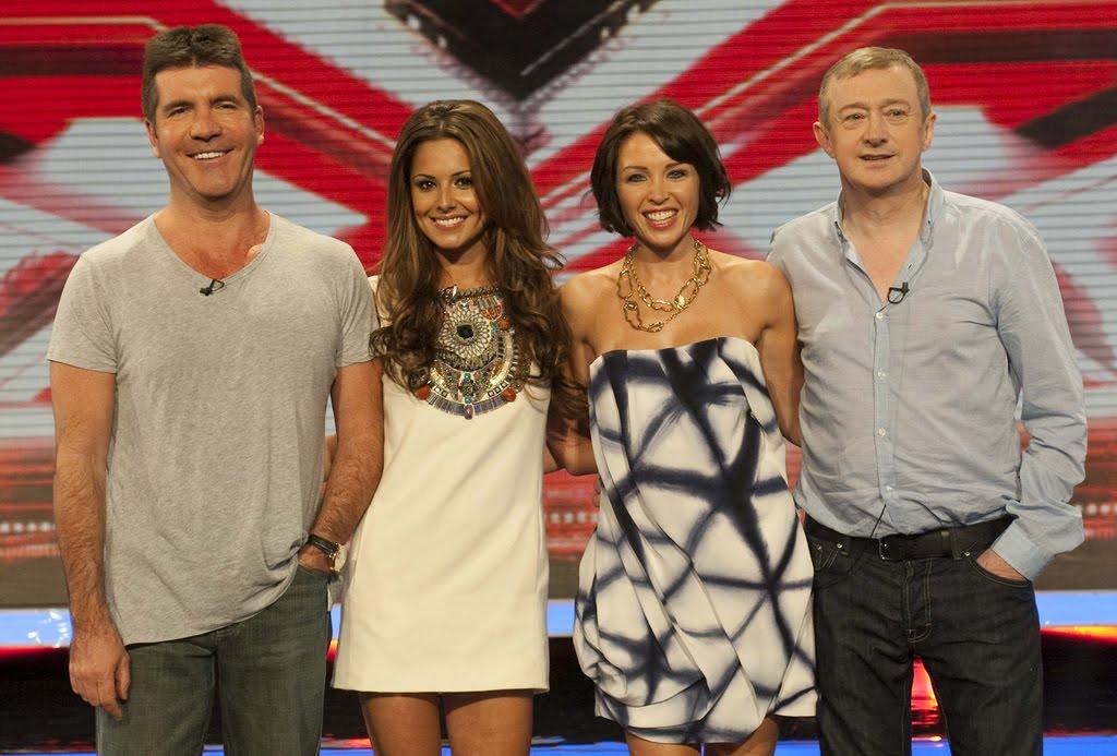 X Factor Judges 2010 X Factor Have Been Chosen