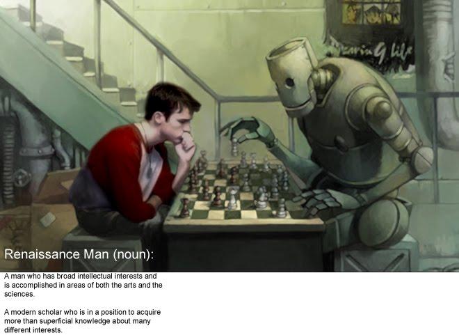 Renaissance--Man