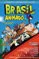 Brasil Animado 3D, de Mariana Caltabiano