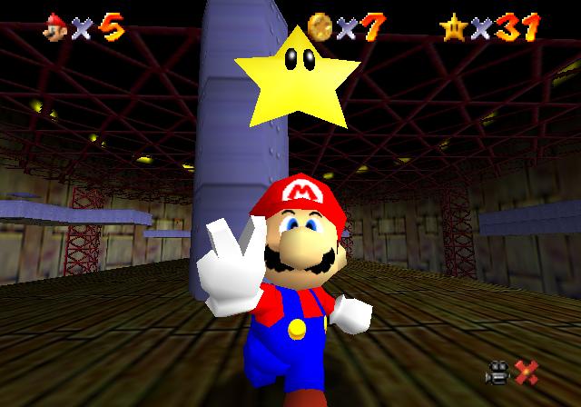 Super Mario Sunshine que no llego a cumplir las expectativas como su