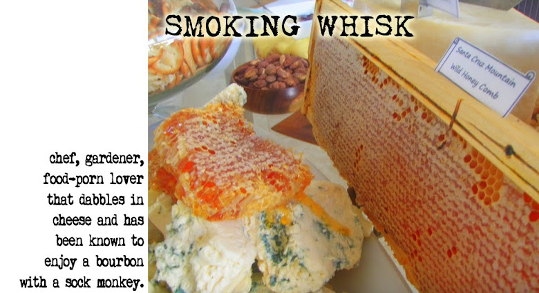 smoking whisk