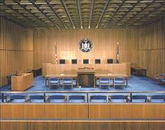 Third Department Appellate Courtroom, Albany