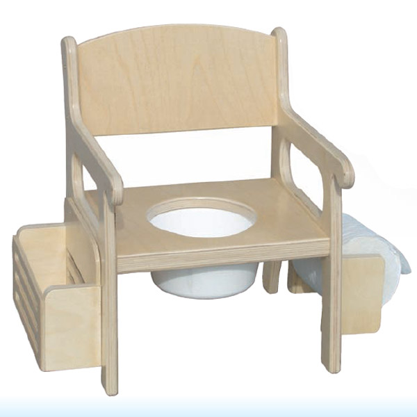 At home with montessori toileting