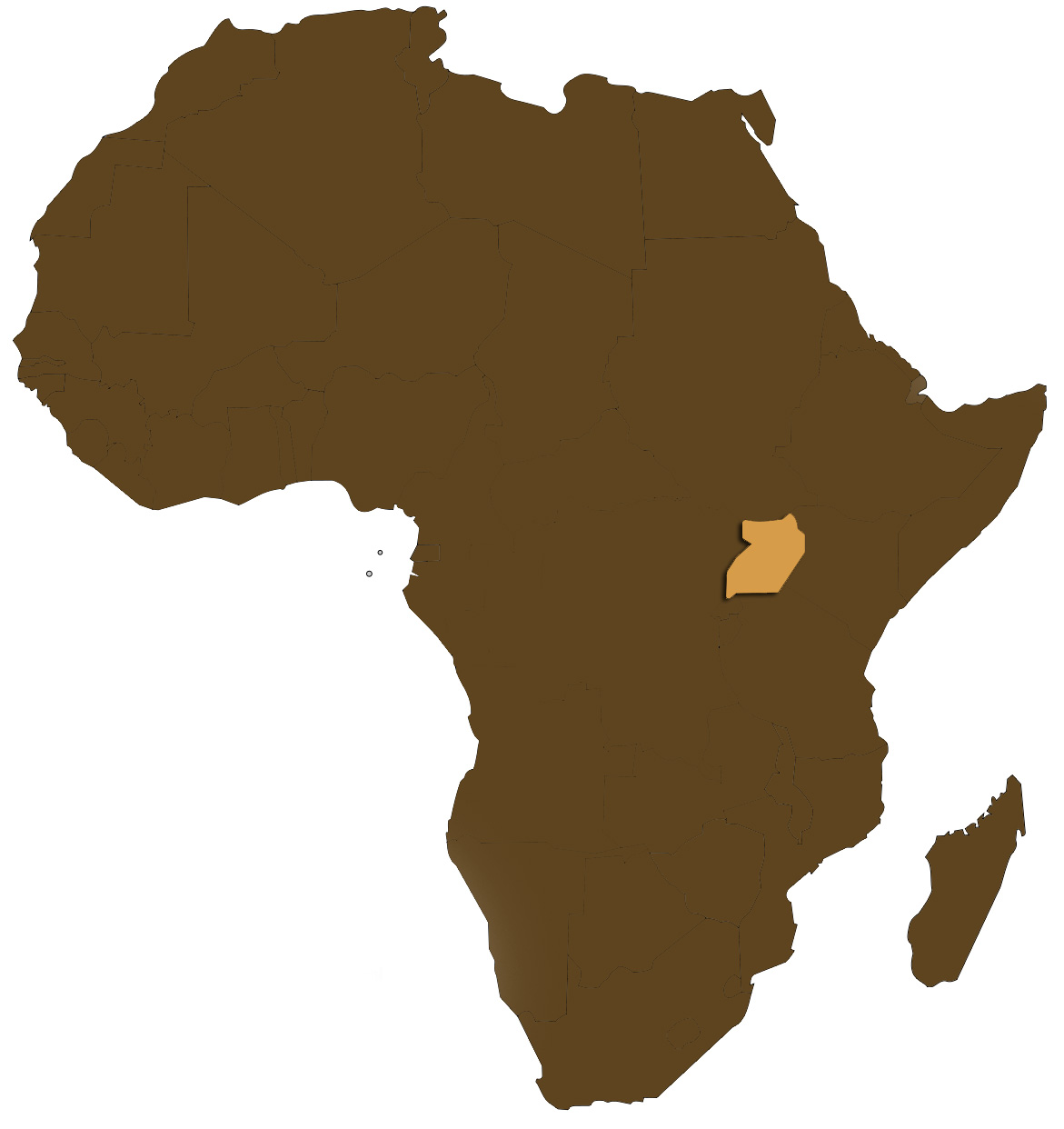africa1 uganda map ... I love LOVE, I love GAY love now THAT'S BEAUTIFUL!