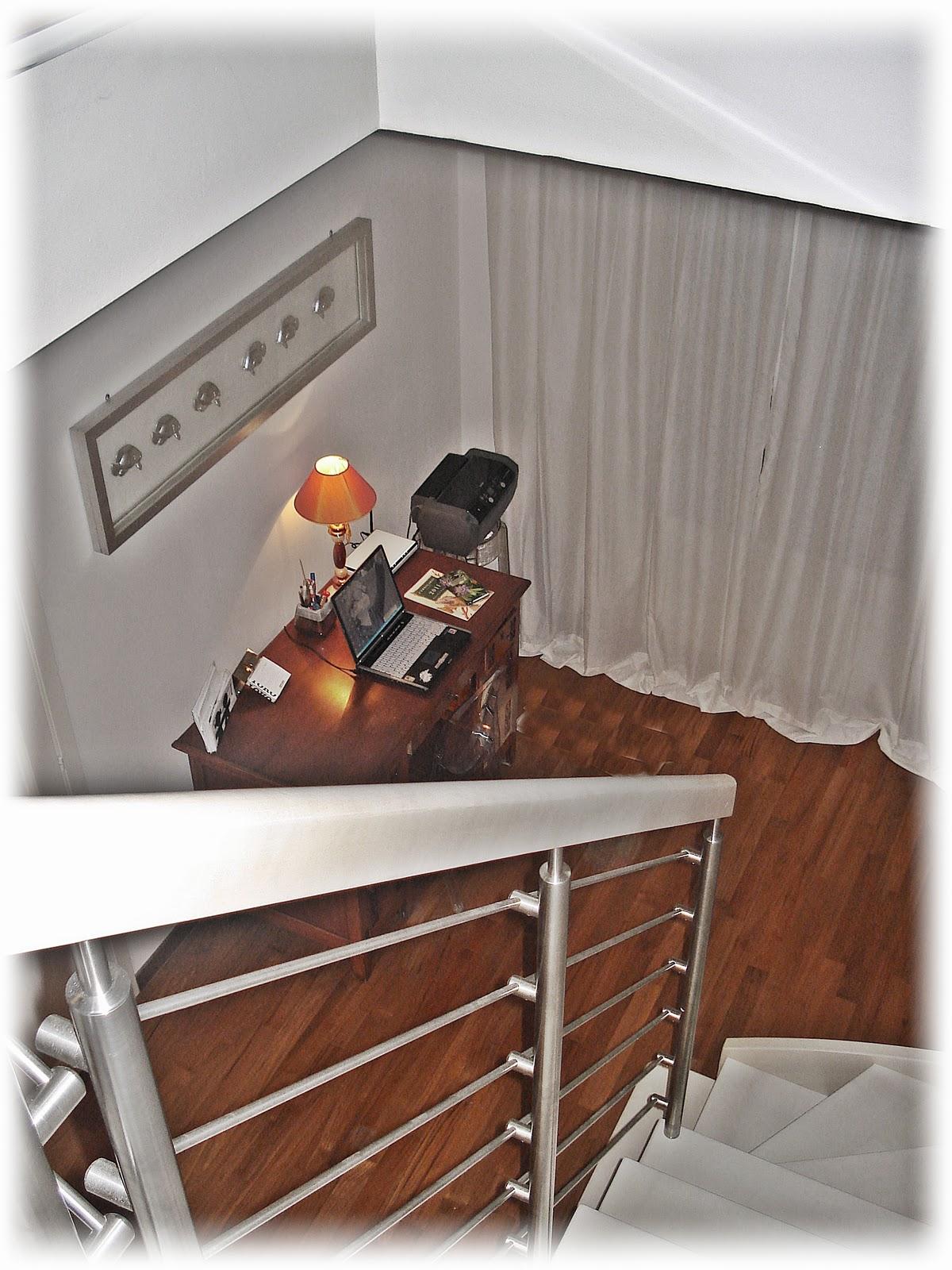 Mami G.: Su per le scale {dopo tanto...}