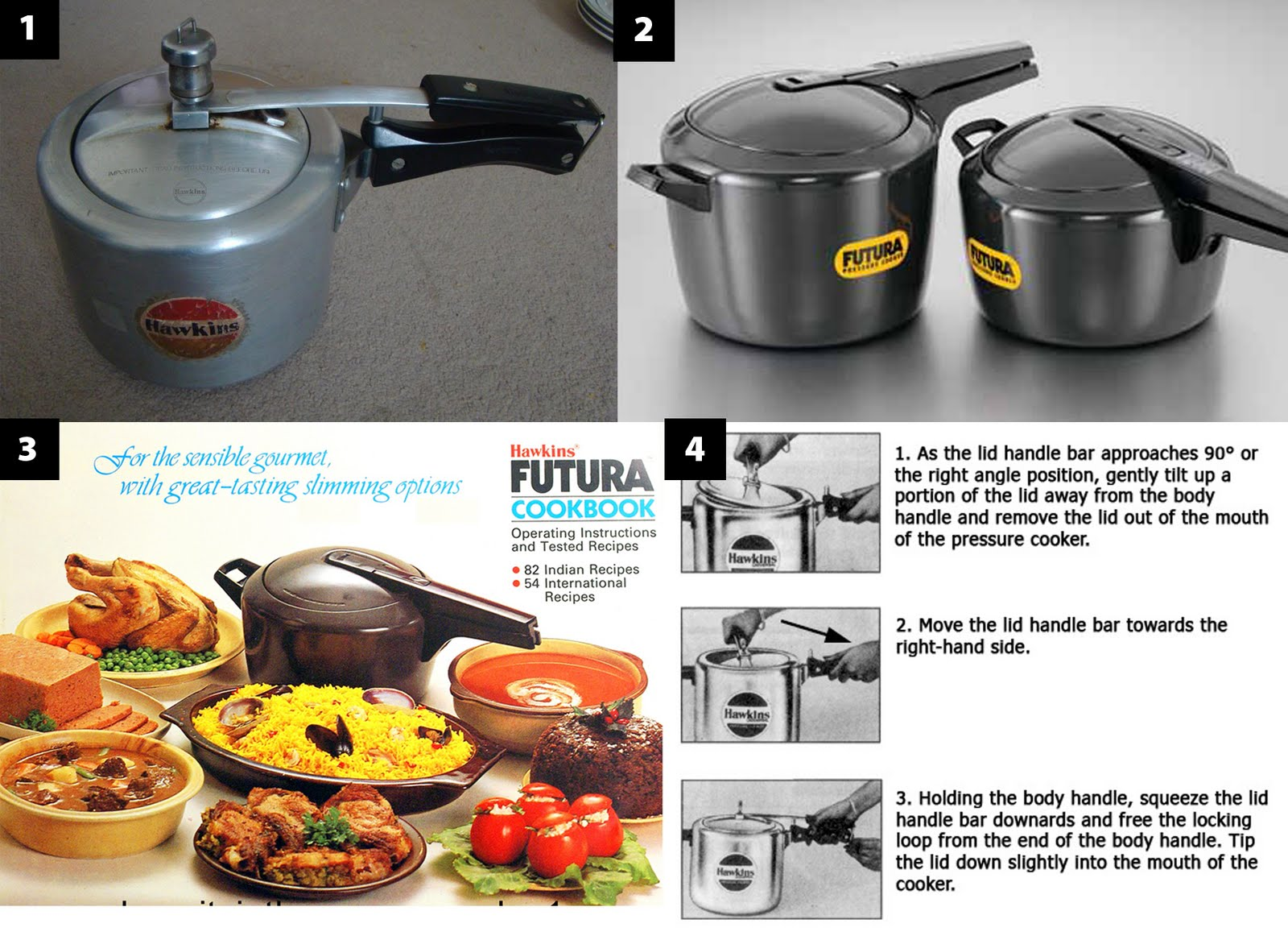 the hooked nose my pressure cooker fascination rh designhook blogspot com manttra pressure cooker owner's manual TTK Pressure Cooker Manual