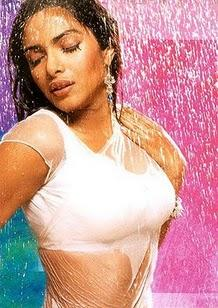 Priyanka Chopra in Saree Photos Pics