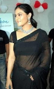 Kajol in Saree Photos
