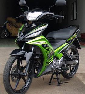 Modif Yamaha Jupiter Mx Baru