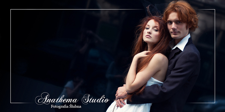 Anathema Studio - fotografia ślubna