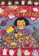 Coffee is my best friend--Kiki