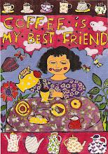 Coffee is my best friend--Kiki