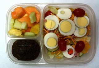 Easy Lunchboxes Salad