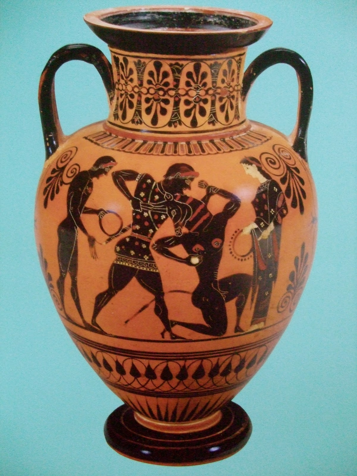 roman vs. greek art essay