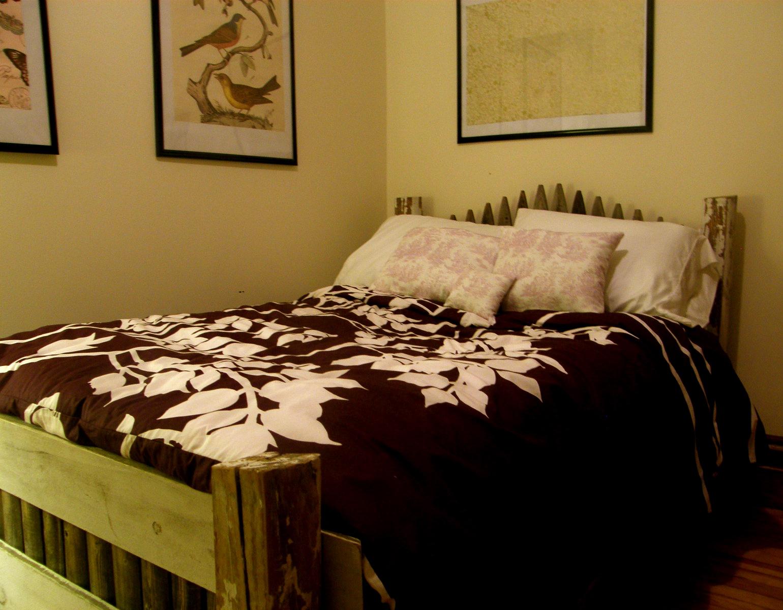 Fence Bed Furniture Design