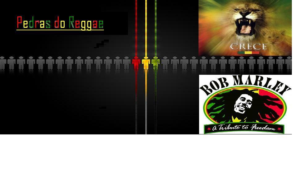 Pedras do Reggae