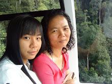my mother and me