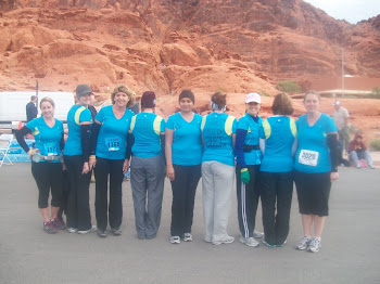 Valley of Fire Race