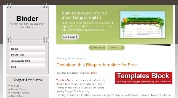 Best Personal Blogger Templates
