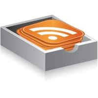 Rss Feed Tray Icon