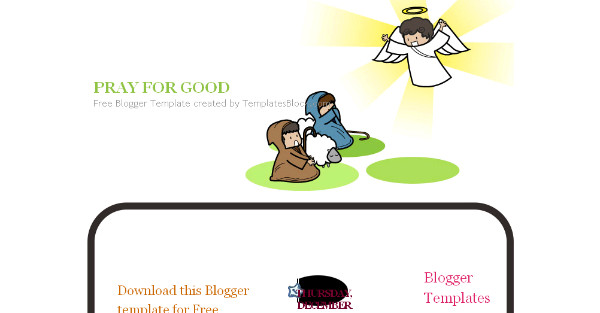 Best Religious Blogger Templates