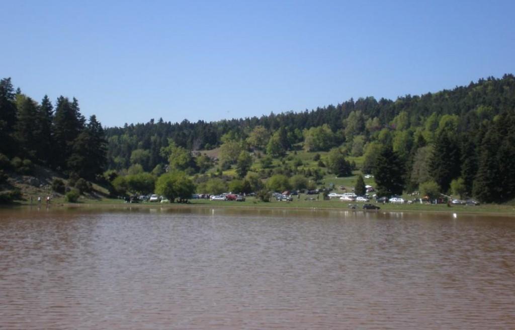 Λίμνη Καλλιδρόμου
