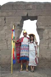 EL INCA Y LA COYA