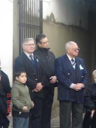 El Sr. Aníbal Gómez de Red Amparo